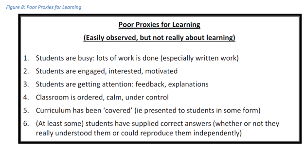Improving Education Fig 8 Poor Proxies